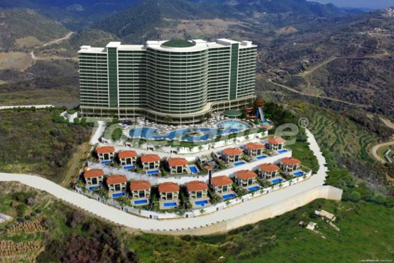 Unique hotel-style project in Kargicak, Alanya with the possibility of obtaining citizenship - 2722 | Tolerance Homes