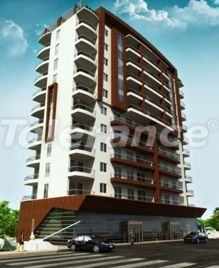 One-bedroom apartments in Kestel, Alanya from the developer in installments - 2750 | Tolerance Homes