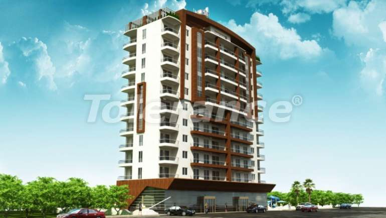 One-bedroom apartments in Kestel, Alanya from the developer in installments - 2751 | Tolerance Homes
