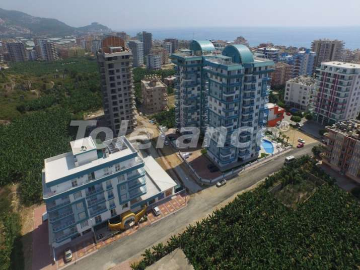 A new apartment complex in Mahmutlar, Alanya with a SPA-centre, at 400 metres from the sea - 2817 | Tolerance Homes