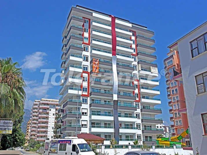 Apartments in a new complex in Mahmutlar, Alanya - 2843 | Tolerance Homes