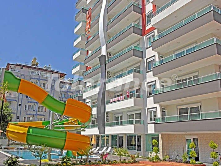Apartments in a new complex in Mahmutlar, Alanya - 2844 | Tolerance Homes