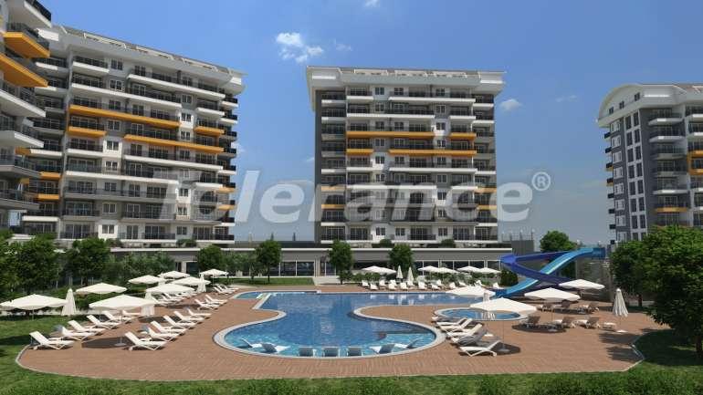 Apartments in Avsallar, Alanya, a unique complex near the sea - 2870 | Tolerance Homes