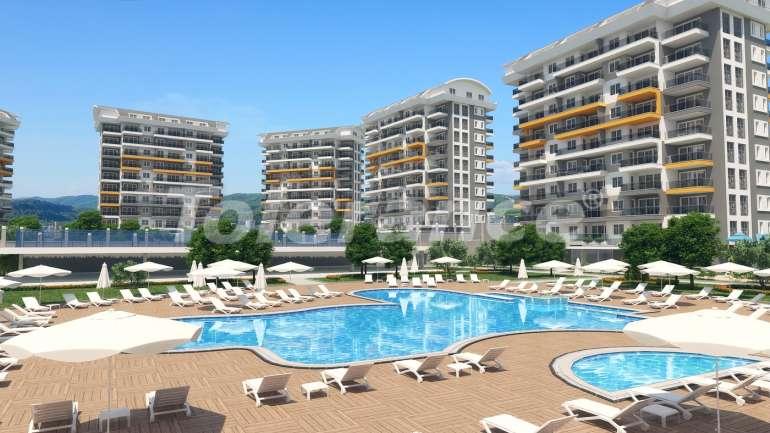 Apartments in Avsallar, Alanya, a unique complex near the sea - 2869 | Tolerance Homes