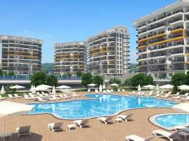 Apartments in Avsallar, Alanya, a unique complex near the sea - 2869 | Tolerance Homes
