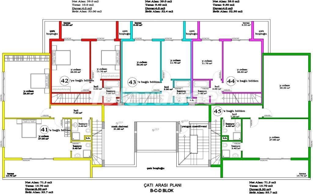 Apartments in Avsallar, Alanya, a unique complex near the sea - 2892 | Tolerance Homes