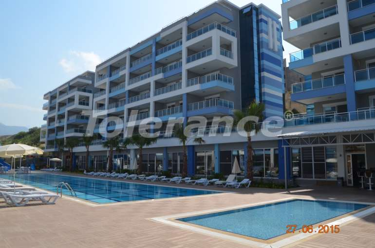 Apartments in Kestel in a complex with infrastructure - 2994   Tolerance Homes