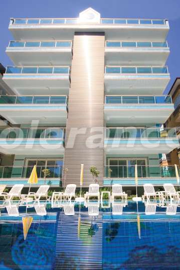Elite apartment 50 metres from Cleopatra beach in Alanya - 3340 | Tolerance Homes