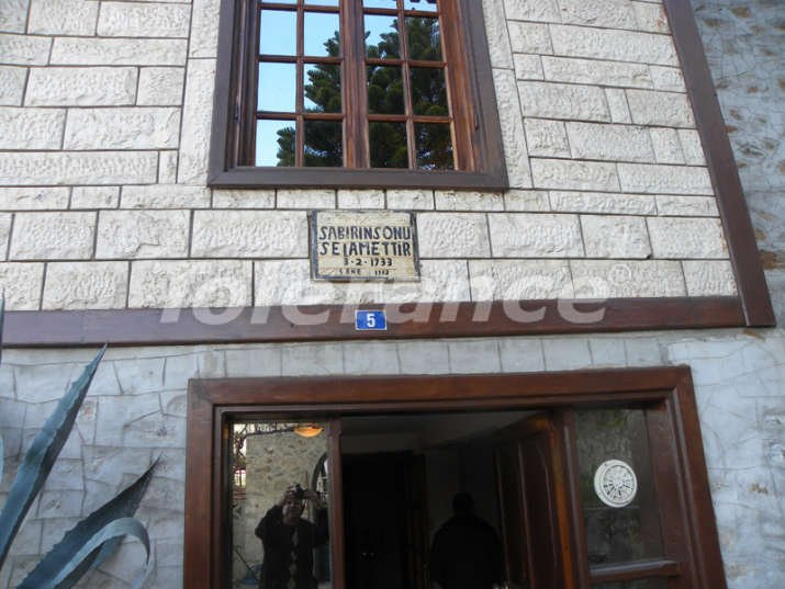 Ancient renovated villa at a historical location in Alanya - 3676   Tolerance Homes