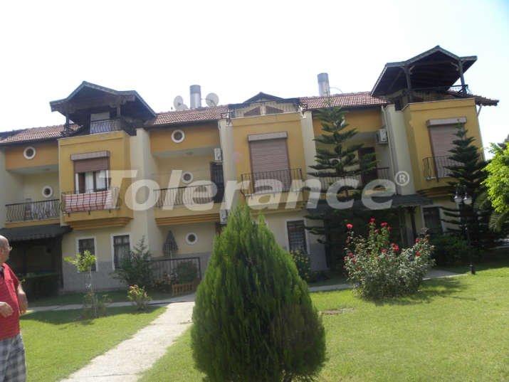 Three cheap townhouses in a splendid complex in Okurcalar - 3733   Tolerance Homes