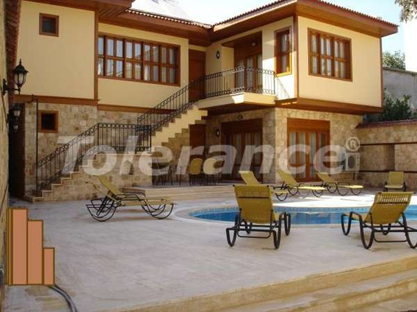 Private house in the historic part of Antalya, 400 meters from the sea - 3778 | Tolerance Homes
