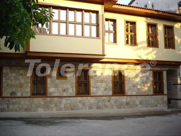 Private house in the historic part of Antalya, 400 meters from the sea - 3779 | Tolerance Homes