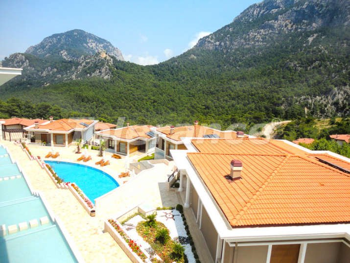 Luxury villas in Konyaalti, Antalya with views of the Toros Mountains - 3908 | Tolerance Homes