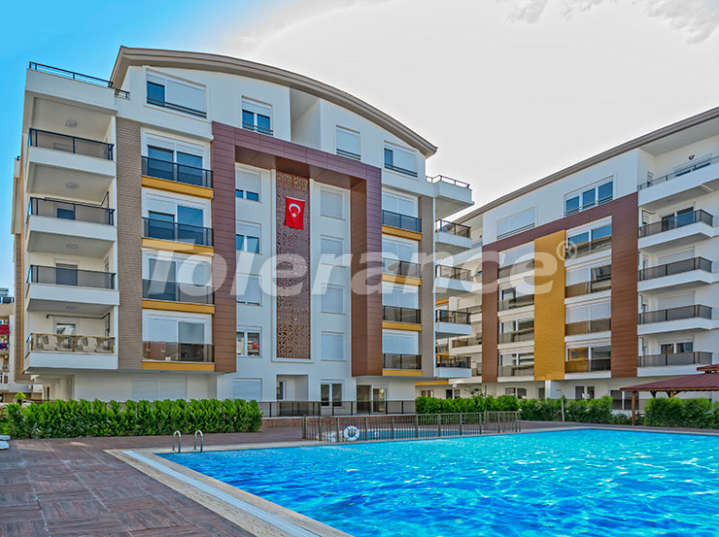 Apartments in Liman, Konyaalti from one of the best developers near the sea - 3995 | Tolerance Homes