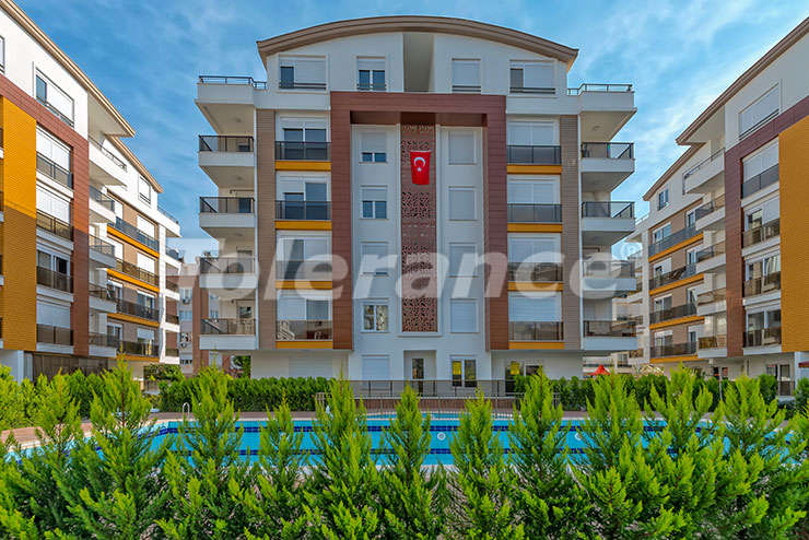 Apartments in Liman, Konyaalti from one of the best developers near the sea - 3996 | Tolerance Homes