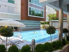 Apartments in Konyaaltı, Antalya with a full set of furniture and appliances 100 meters from the sea - 4040 | Tolerance Homes