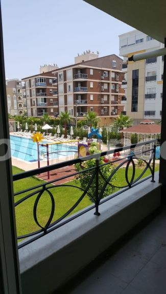 Apartment complex in Hurma, Konyaalti with a swimming pool with the comfort of a hotel - 16405 | Tolerance Homes