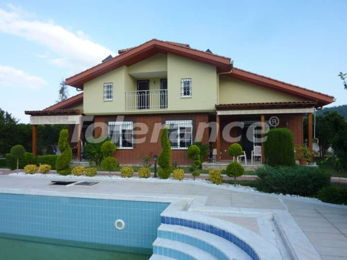Villa in Aslanbucak, Kemer  in a complex with a swimming pool - 4442   Tolerance Homes