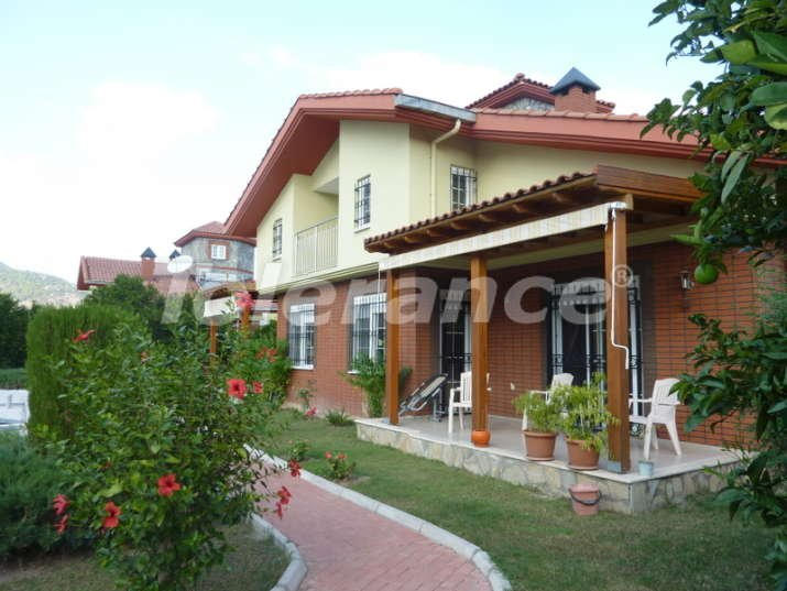 Villa in Aslanbucak, Kemer  in a complex with a swimming pool - 4441   Tolerance Homes