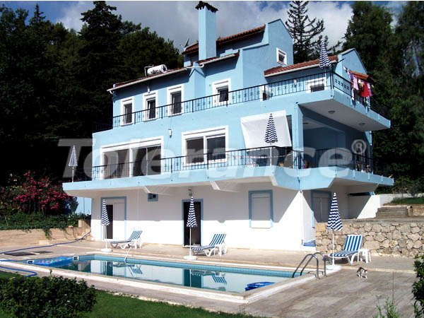 Detached villa in Beiсik, Kemer with a private pool and great views - 4464 | Tolerance Homes