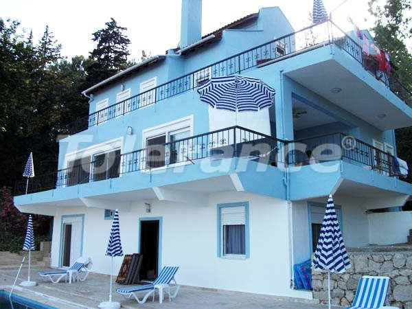 Detached villa in Beiсik, Kemer with a private pool and great views - 4465 | Tolerance Homes