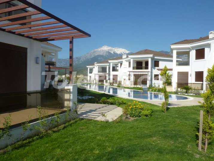Villa in Camyuva, Kemer luxury class 250 meters from the sea with a fully furniture with appliances - 4502 | Tolerance Homes