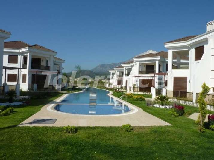 Villa in Camyuva, Kemer luxury class 250 meters from the sea with a fully furniture with appliances - 4501 | Tolerance Homes