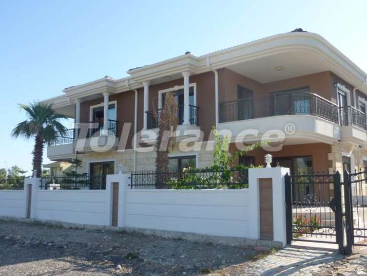 Semi-detached villa in Camyuva, Kemer, 250 meters from the sea - 4824 | Tolerance Homes