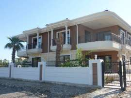Semi-detached villa in Camyuva, Kemer, 250 meters from the sea - 4824 | Tolerance Homes