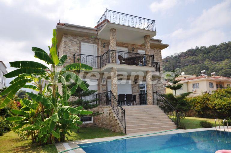 Luxury villa in Kemer with fitness, sauna, indoor and outdoor pool - 20919   Tolerance Homes