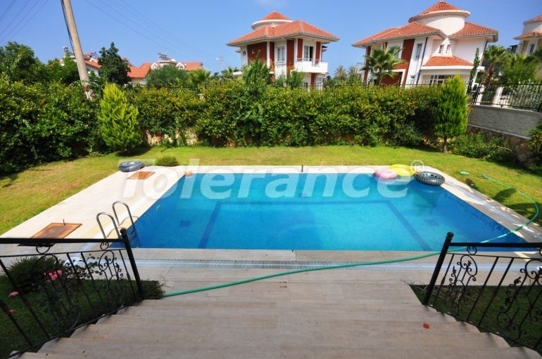 Luxury villa in Kemer with fitness, sauna, indoor and outdoor pool - 20901   Tolerance Homes