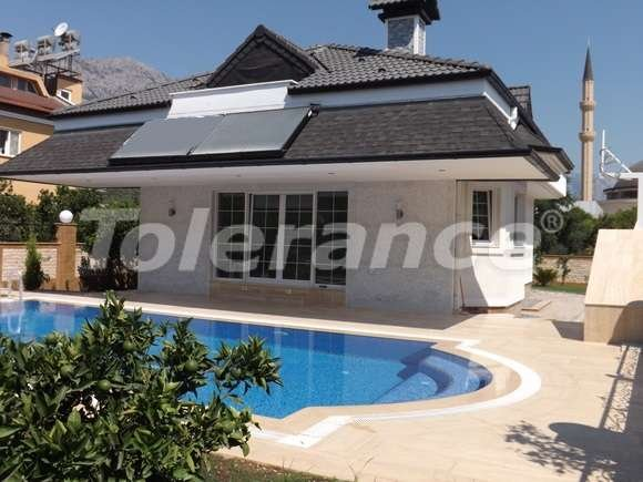 Luxury villa in Kemer 750 meters from the sea - 11 | Tolerance Homes