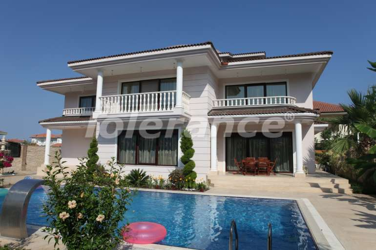 Luxury villa in Camyuva, Kemer, just 300 meters from the sea - 5126   Tolerance Homes