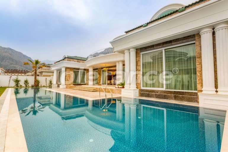 Luxury detached villas in Aslanbucak, Kemer - 5221 | Tolerance Homes