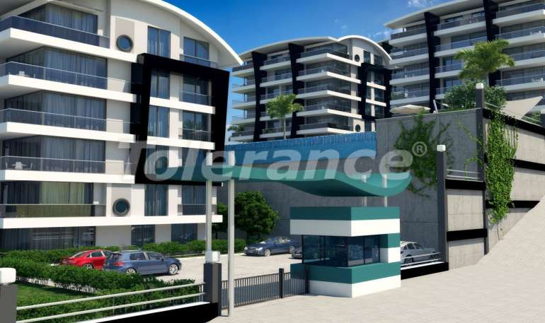 A new investment project of luxury homes in Kargıcak - 5321   Tolerance Homes