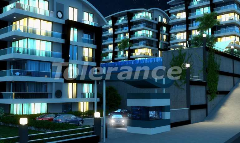 A new investment project of luxury homes in Kargıcak - 5322   Tolerance Homes