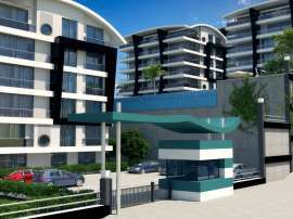 A new investment project of luxury homes in Kargıcak - 5321 | Tolerance Homes