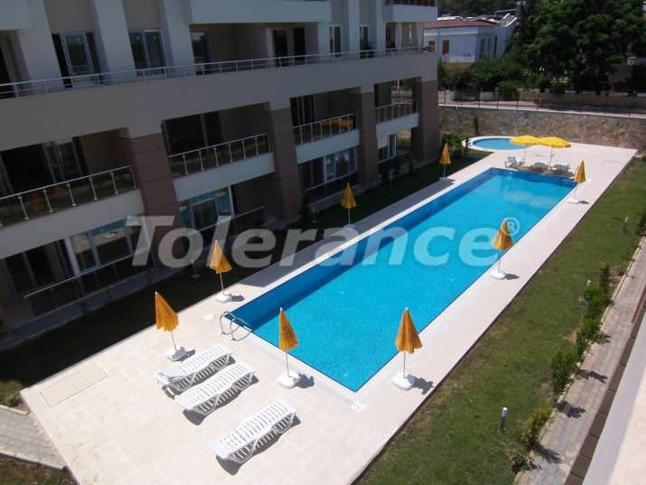 One-bedroom apartment in the center of Kemer, 700 meters from the sea with a full set of furniture and household appliances - 5539   Tolerance Homes