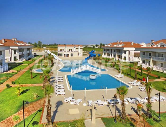 Villas in Belek in a hotel type complex, within walking distance to the golf courses - 5721 | Tolerance Homes