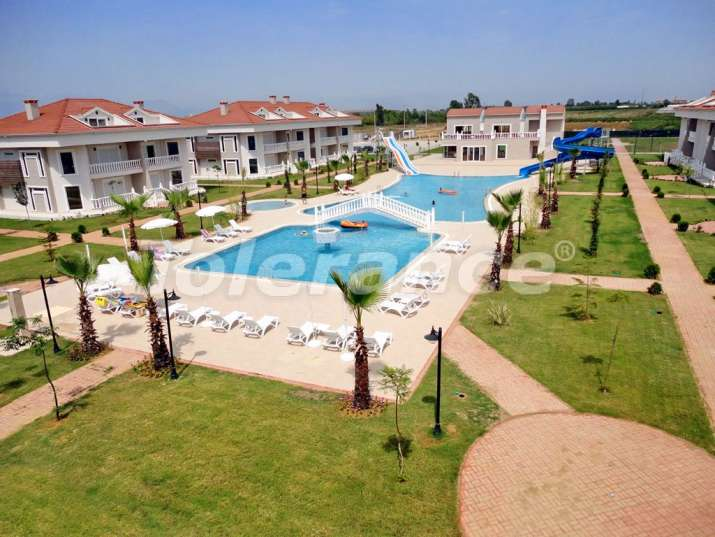 Villas in Belek in a hotel type complex, within walking distance to the golf courses - 5720 | Tolerance Homes