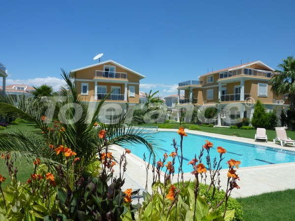 Three-storey villa in Belek, Antalya with a full set of furniture and equipment - 5752   Tolerance Homes