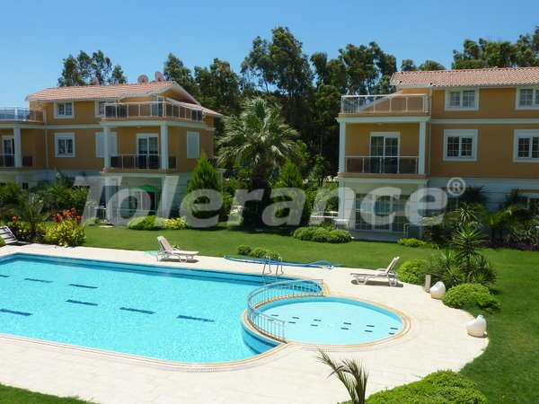 Three-storey villa in Belek, Antalya with a full set of furniture and equipment - 5751   Tolerance Homes