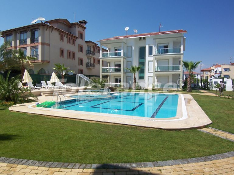Resale apartment in Belek with 2 bedrooms in a complex with a swimming pool near the best golf courses - 39858 | Tolerance Homes