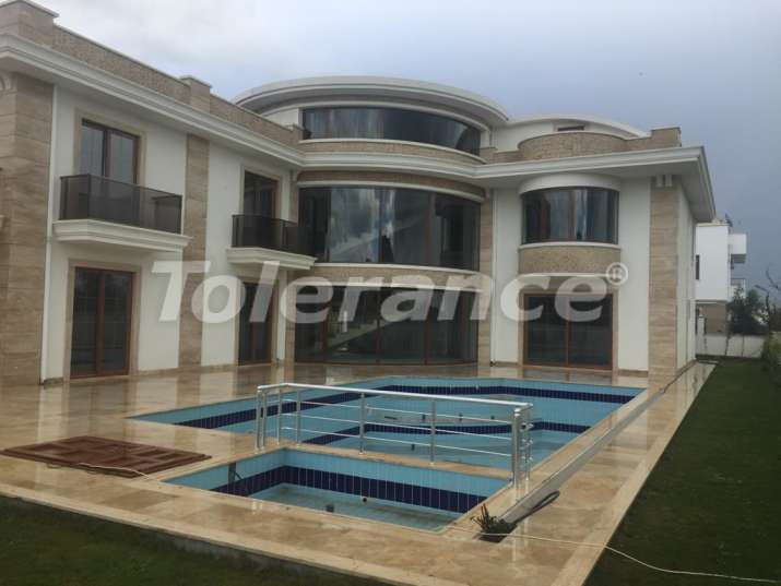 Luxury villas in Belek, Antalya with private pool - 500 | Tolerance Homes