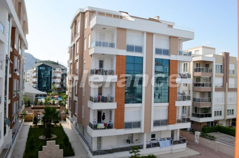 Apartment  in Liman, Konyaalti with a full set of  furniture and appliances  at 400 metres from the sea - 6389 | Tolerance Homes