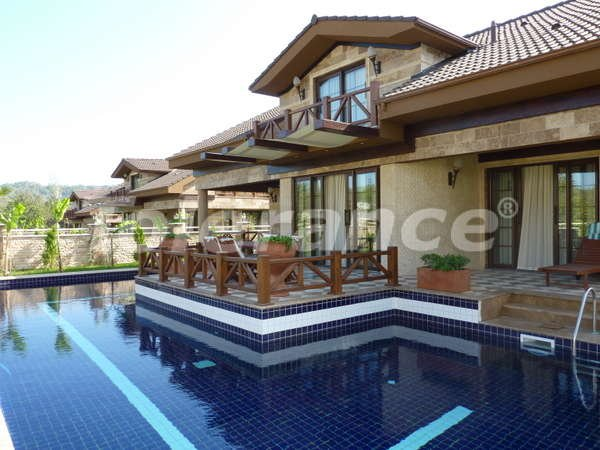 Villa in Aslanbucak, Kemer exclusive design with a full set of furniture and household appliances - 6428 | Tolerance Homes