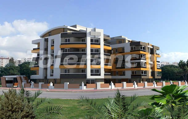 Resale two-bedroom apartment in Liman, Konyaalti from a reliable developer - 6694   Tolerance Homes