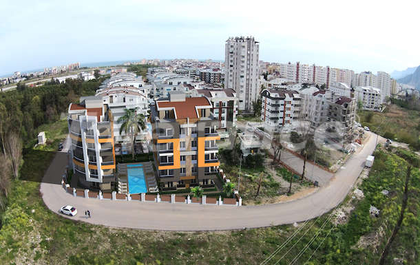 Resale two-bedroom apartment in Liman, Konyaalti from a reliable developer - 6693   Tolerance Homes