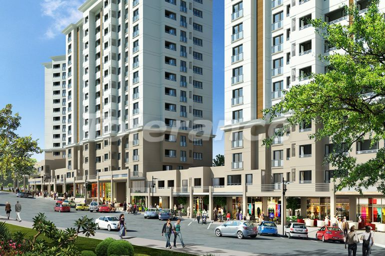 Spacious apartments in Basaksehir, Istanbul in modern complex with a developed infrastructure - 21493 | Tolerance Homes