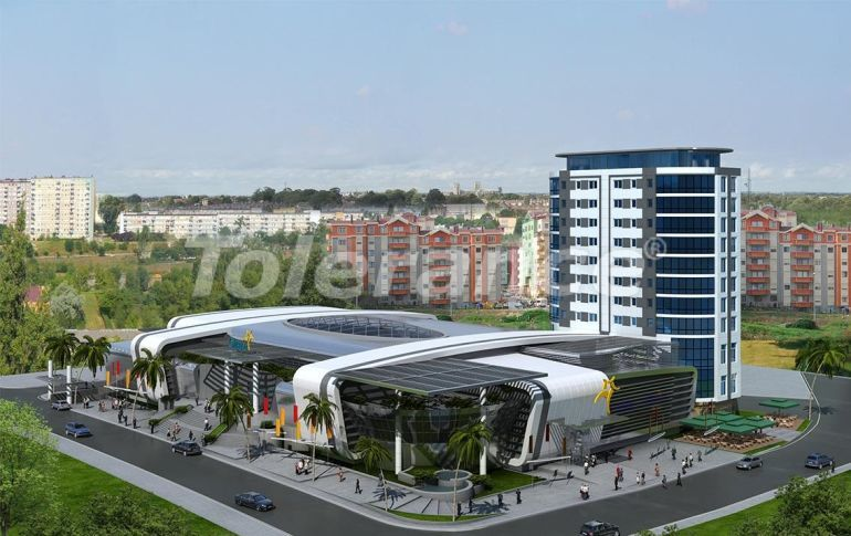 Apartments in Istanbul profitable for investments from a leading developer - 21565   Tolerance Homes